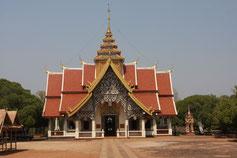 Wat Phra Phutthabat Tak Pha, Lamphun