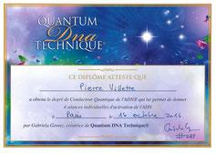 Pierre Villette, Therapeute Quantique, Paris 17, Coach cellulaire ADN, Conducteur Quantique de l'ADN, Pierre Villette, propose une activation de votre ADN Quantique, à son cabinet, centre médical, 3 rue ruhmkorff, 75017 Paris