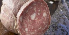 Salame cotto Monferrato agrisalumeria luiset