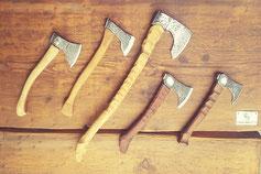 Axt und Beil Wildhaus Messer