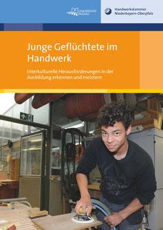 Die neue Broschüre der Handwerkskammer und der Universität Passau liefert Tipps im Umgang mit Azubis mit Flucht- und Migrationshintergrund.  Foto: HWK