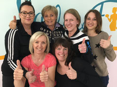 Ladies First Hamm - Mitglied des Monats Mai 2017: Team