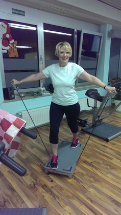 Ladies First Hamm - Mitglied des Monats Januar 2017: Barbara