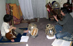 J.I.N教室(東京・軽井沢・福岡)でインド音楽が受講できます。
