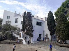 театр-музей дали  в фигерасе и дом дали в порт-льигат
