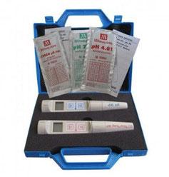 EC und pH Messgerät