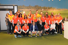 Das Team vom Golf House Stuttgart