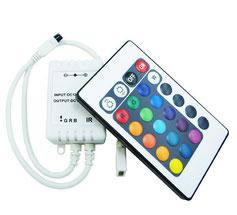 Контроллер однозональный с пультом CT313 RGB