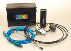 Spectroradiomètre ultraviolet à visibles Apogee distribué par Agralis