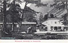 211-016 Verlag: Engadin Press Co., Samaden, Karte gelaufen am 10.8.1908