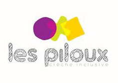 """logo de la crèche inclusive """"Les Piloux"""""""