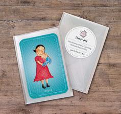 Miniumschlag Minibrief