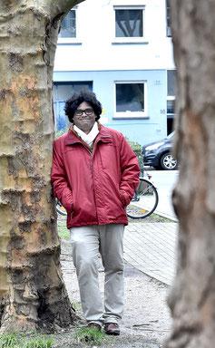 Dr. Somidh Saha (Projektleitung), ©Rake Hora/BNN