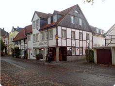 Altes Dorf In Herten Westerholt Beim Restaurantinspektor