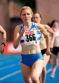 Joanna Ross, winner of a record 9 senior titles (Photo: Gordon Gillespie)