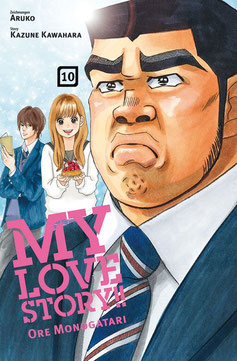 My Love Story!! © Panini Verlag
