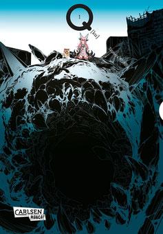 Q (Ku) © Carlsen Manga