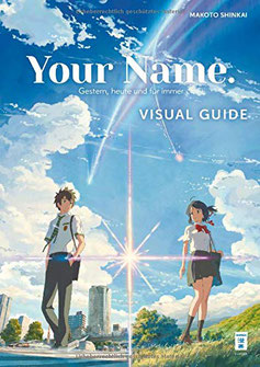 Your Name. Visual Guide © Egmont