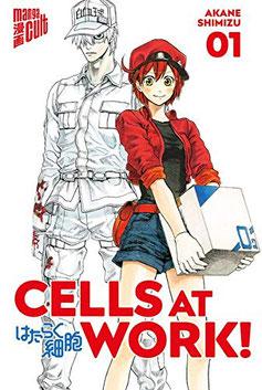 Cells at Work! © Manga Cult