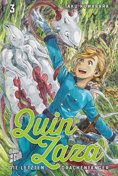 Quin Zaza © Manga Cult