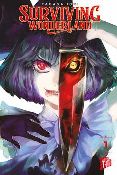 Surviving Wonderland! © Manga Cult