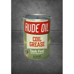 Rude Oil - Coil Frease