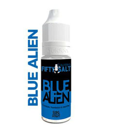 Fifty Salt - Blue Alien  - Sales de Nicotina