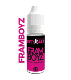 Fifty Salt - Framboyz - Sales de Nicotina
