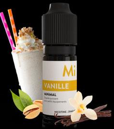 Minimal FUU - Vanilla - Sales de Nicotina