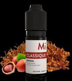 Minimal FUU - Classic Tabaco - Sales de Nicotina