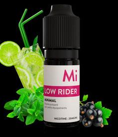 Minimal FUU - Berry Lemonade - Sales de Nicotina