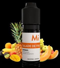 Minimal FUU - Fruity Medley - Sales de Nicotina
