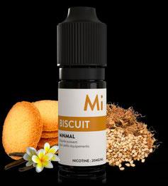 Minimal FUU - Biscotti - Sales de Nicotina