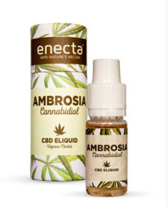 Enecta Ambrosia CBD - Tabaco