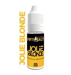 Fifty Salt - Jolie Blonde - Sales de Nicotina