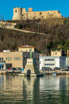 Castello Aragonese dal porto