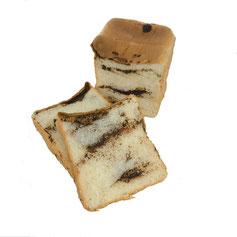 チョコをまぜこんだ食パン