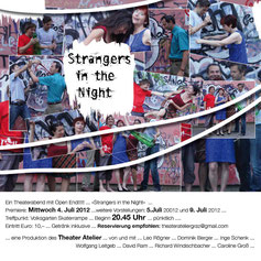 """Strangers in The Night"" (Theaterproduktion)"
