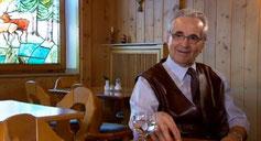 Hotelier mit Leidenschaft: Walter Hitthaler ist bereits 76 und kein bisschen müde