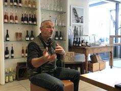 Winemaker Bernd Höfler