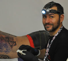 Tattooconvention Wien 2012