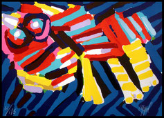 karel,appel,head,like,animal,cobra,