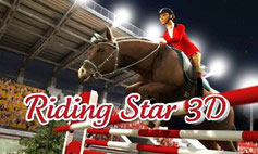 Artwork Riding Star 3D