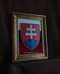 Štátny znak Slovenska  Erb Slovenska