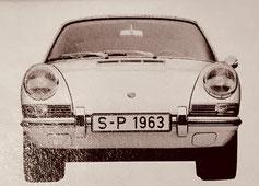 Aus dem Buseum-Archiv: Porsche 911 Ur- /F-Modell 1963 - 1972