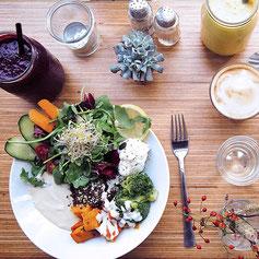 Top 5 vegan restaurants in Berlin