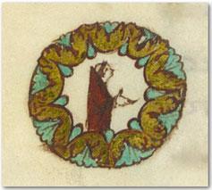 BnF, ms lat 9428, f°48v, vers 845