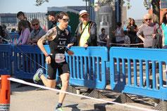 Michele Paonne finisht als 17. an der EM