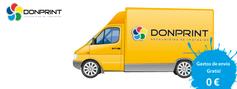 Envio de cartuchos de tinta y toner gratis para empresas y particulares