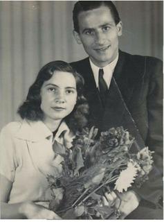 Dr. Vera Huriye Osmanovic mit Osman Osmanovic
